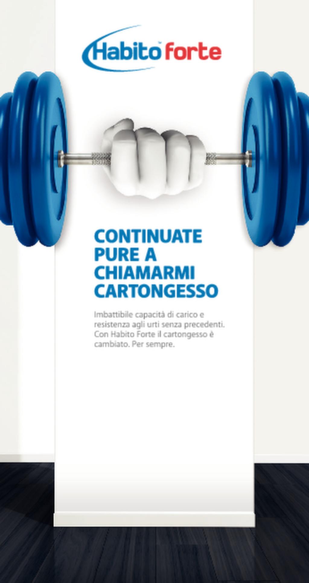 Habito Forte Leaflet